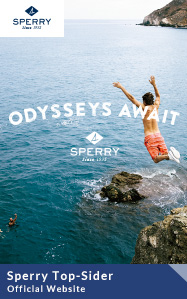 Sperry Top-Sider Official Website