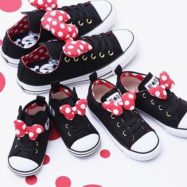 . <8/21 release> CONVERSE ALL STAR 100 MINNIE MOUSE RB OX ¥9,000+tax ALL STAR N MINNIE MOUSE RB SP OX ¥6,000+tax ALL STAR N MINNIE MOUSE RB V-1 ¥5,500+tax . #CONVERSE #ALLSTAR #100 #コンバース #オールスター #MICKETMOUSE #MINNIEMOUSE #MICKEY #MINNIE #LIMITED #親子 #お揃い #リンクコーデ #PAIR #CUTE #KAWAII #SNEAKER #スニーカー #ABCMART #ABCマート